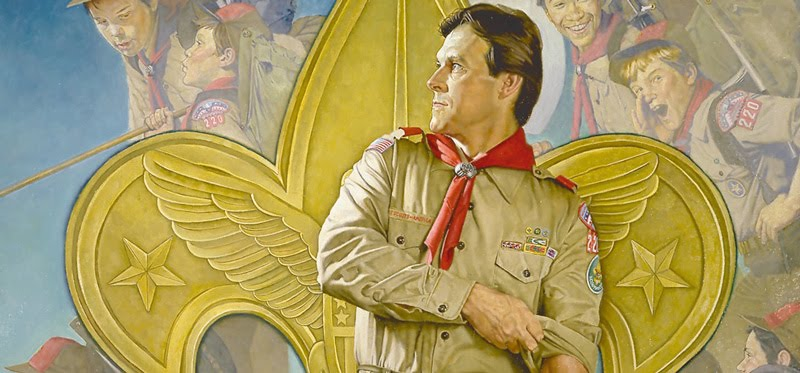 Scoutmaster-Rockwell